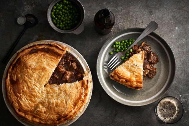 Teaser image for Wagyu & Mushroom Pie