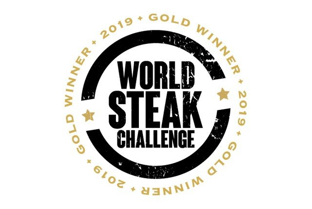 Gold medal steak came from First Light farm in the South