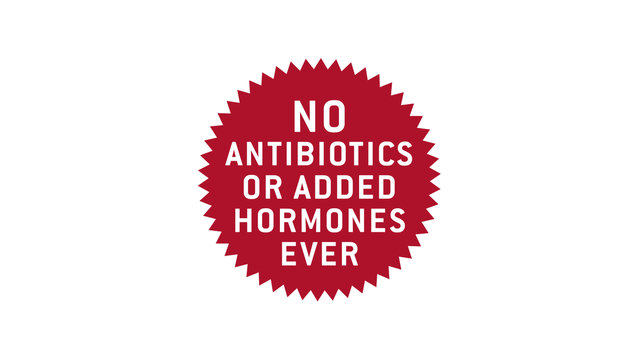 Thumbnail image for No antibiotics or added hormones